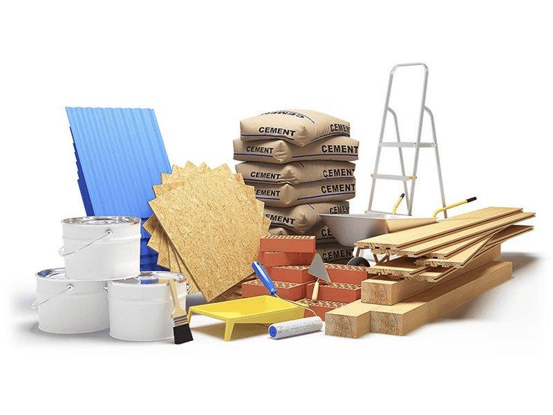 Дешевые стройматериалы с доставкой