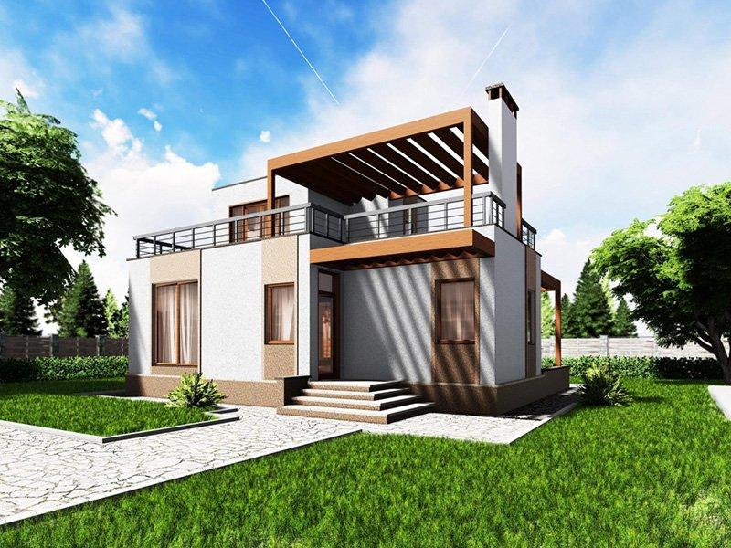 Коттеджное строительство в Краснодаре